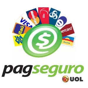 lojas que aceitam PagSeguro