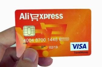 Cartão Visa AliExpress – Conheça mais uma opção de Pré-Pago