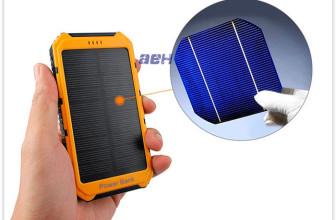 Energia Solar – 10 gadgets legais que dispensam tomadas.